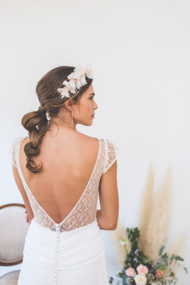 """Vestidos de novia lucia de miguel madrid 1 - Vestidos de Novia Lucia de Miguel: """"Nosotras"""""""