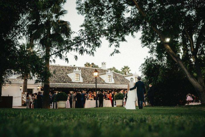 haciendas para bodas en Sevilla Hacienda el Vizir