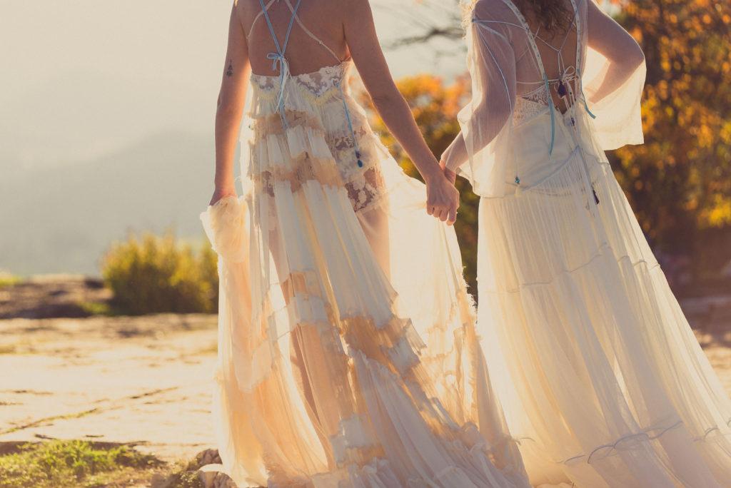 Elopement same sex 16 - El Elopement de Sira y Lorena: Ordinary Love