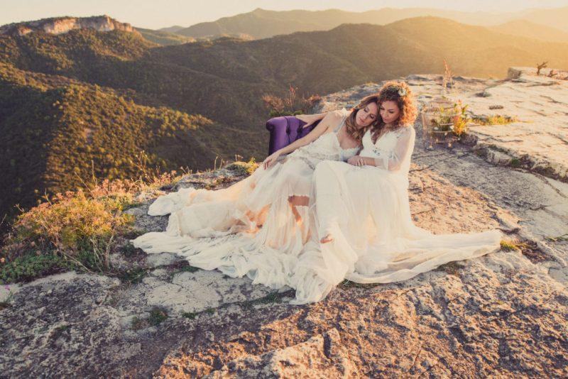 Elopement same sex 29 - El Elopement de Sira y Lorena: Ordinary Love