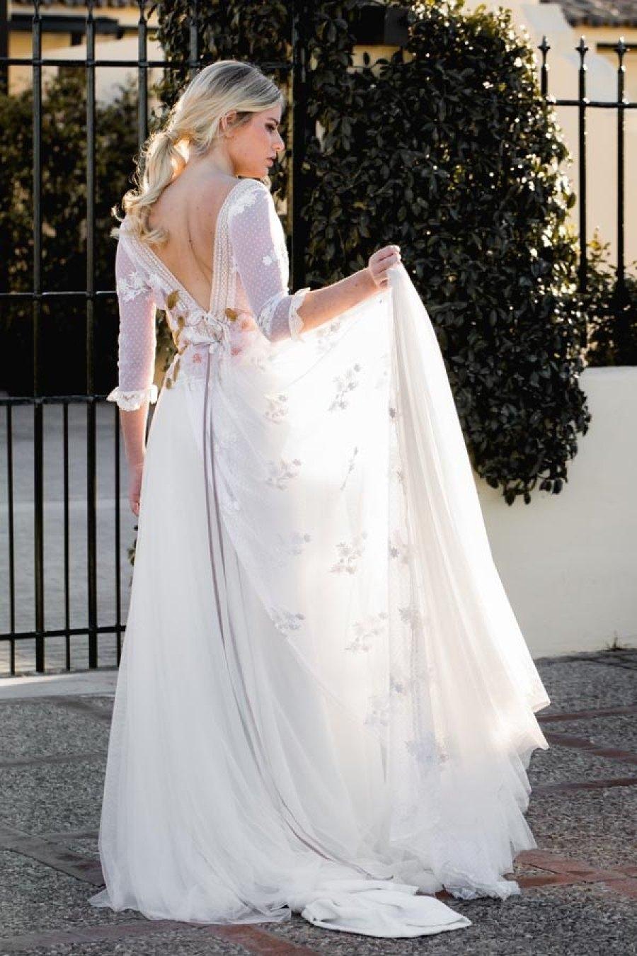 0240 ValensoleAtelier 656 - Vestidos de Novia de Valensole Atelier 2018