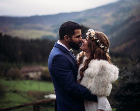 Pia Alvero fotografia de boda bonita en Bilbao. 833 - La Boda Rústica de Tania y Rober en el Corazón del País Vasco