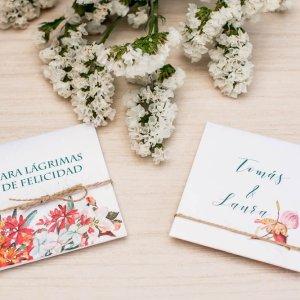 Lagrimas de felicidad Tropical - Diario de Una Novia Shop Online