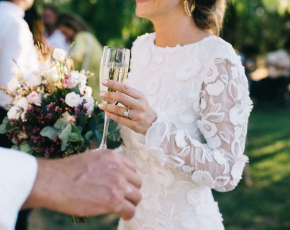 boda civil en hacienda san rafael 6 - Señales que has Encontrado tu Vestido de Novia