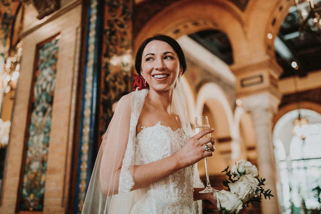 Irish wedding Hotel Alfonso 13 Seville 17 - La Boda Irlandésa de Ciara y Ciaran en Hotel Alfonso XIII