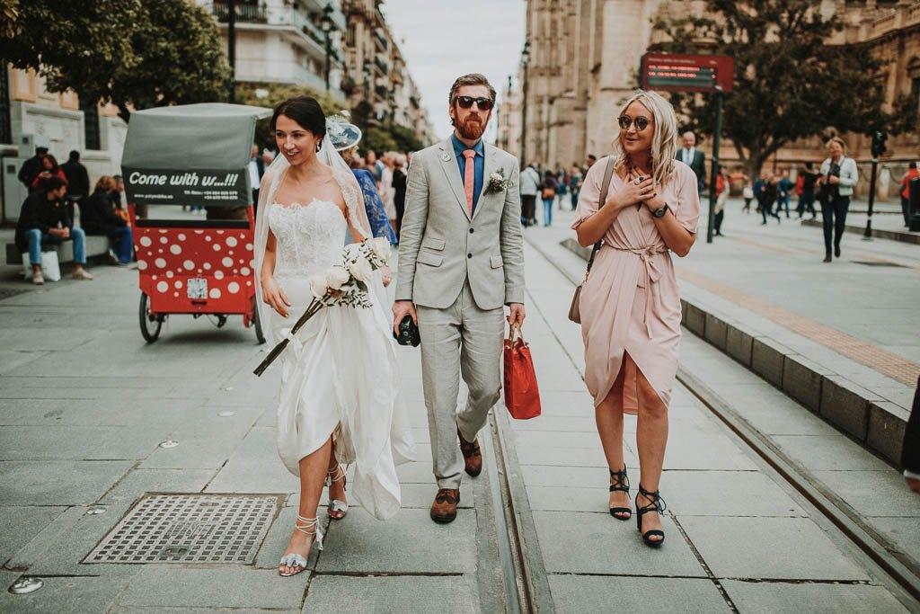 Irish wedding Hotel Alfonso 13 Seville 25 - La Boda Irlandésa de Ciara y Ciaran en Hotel Alfonso XIII