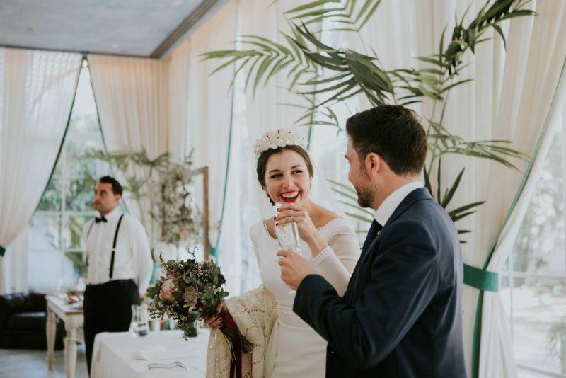 COMIDABARRALIBRE6de448 - The Romantic Wedding of María and Javier