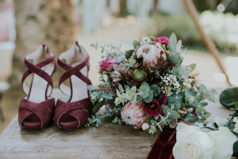 PREPARATIVOS14de261 - The Romantic Wedding of María and Javier