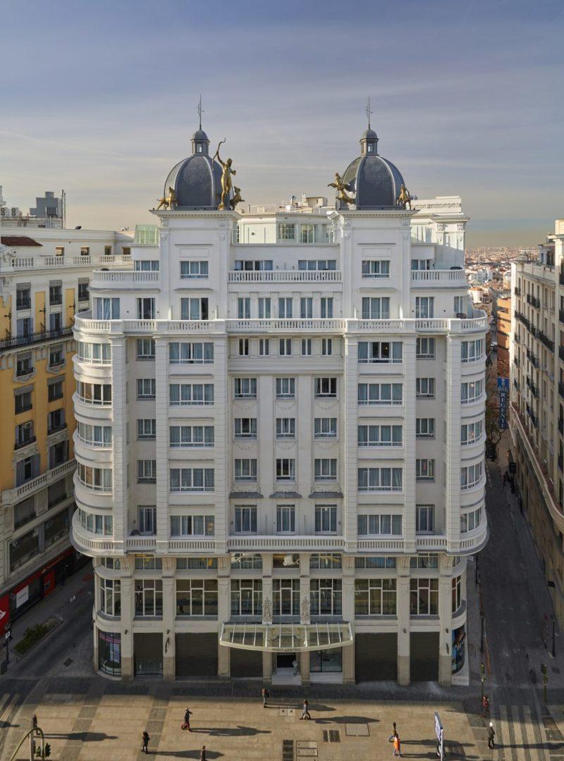Boda urbana en Madrid 5 5 - Celebra tu Boda Urbana en el Hyatt Centric Grand Vía Madrid