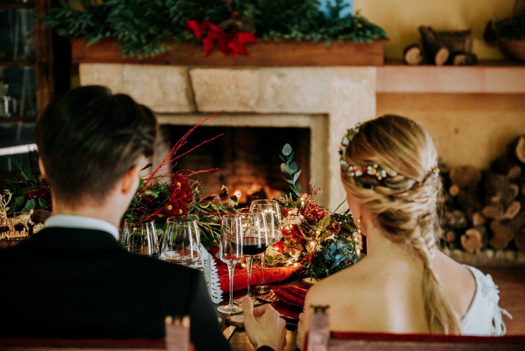 Editorial Boda en Navidad 18 - Xmas Date, Una Editorial con Olor a Canela