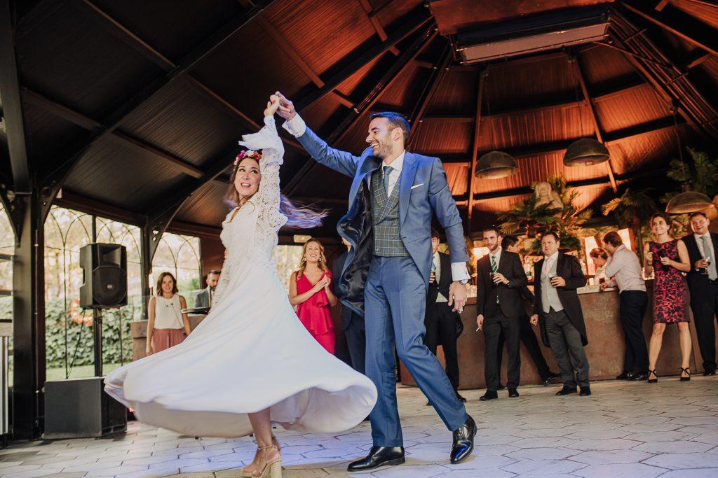 boda en finca prados moros Madrid 13 - Boda en un Embarcadero en Medio de la Sierra
