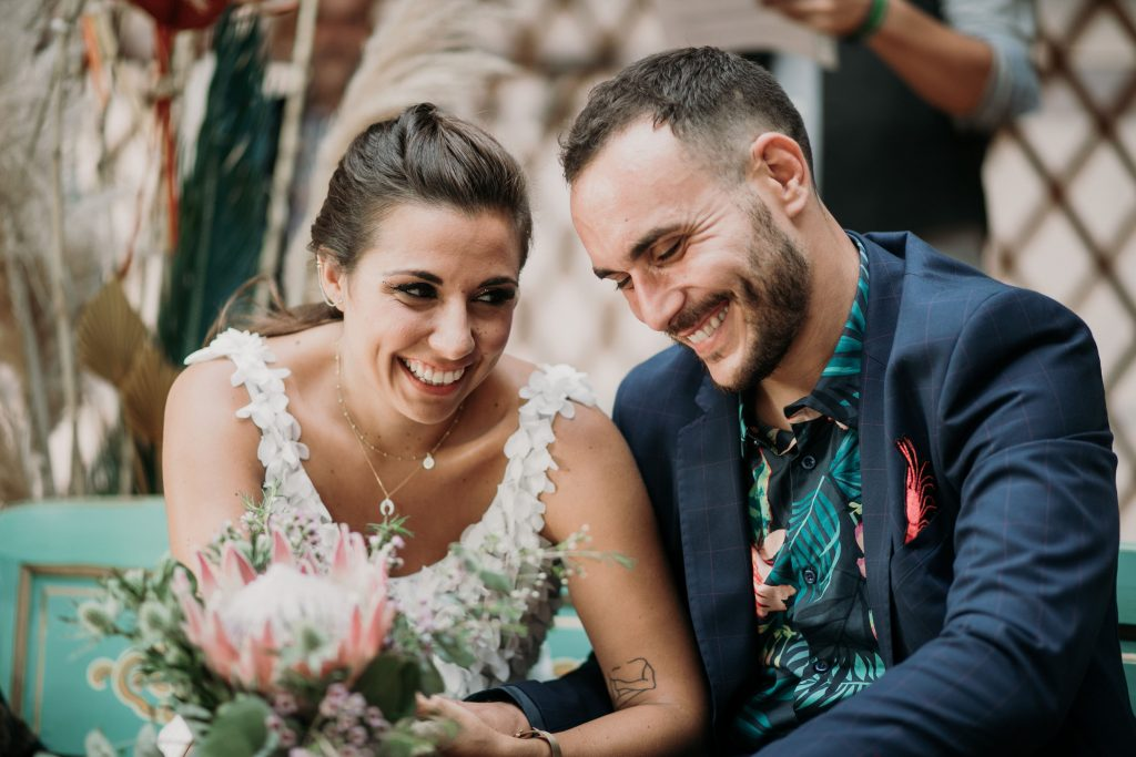 boda festivalera
