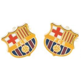 gemelos personalizados escudo barcelona futbol club