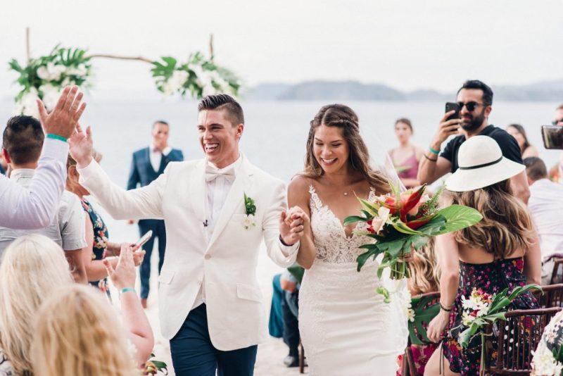 Mejores sitios para una destination wedding Playa Conchal Costa Rica - Los Mejores Lugares en el Mundo para una Destination Wedding