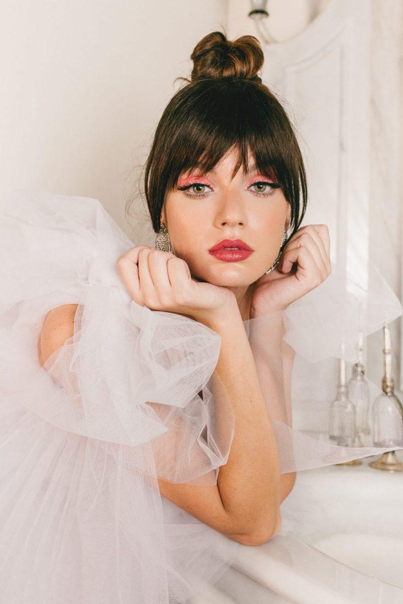 tendencias en maquillaje de novia 2020 3 - Propuestas para el Maquillaje y Peinado de Novias 2020