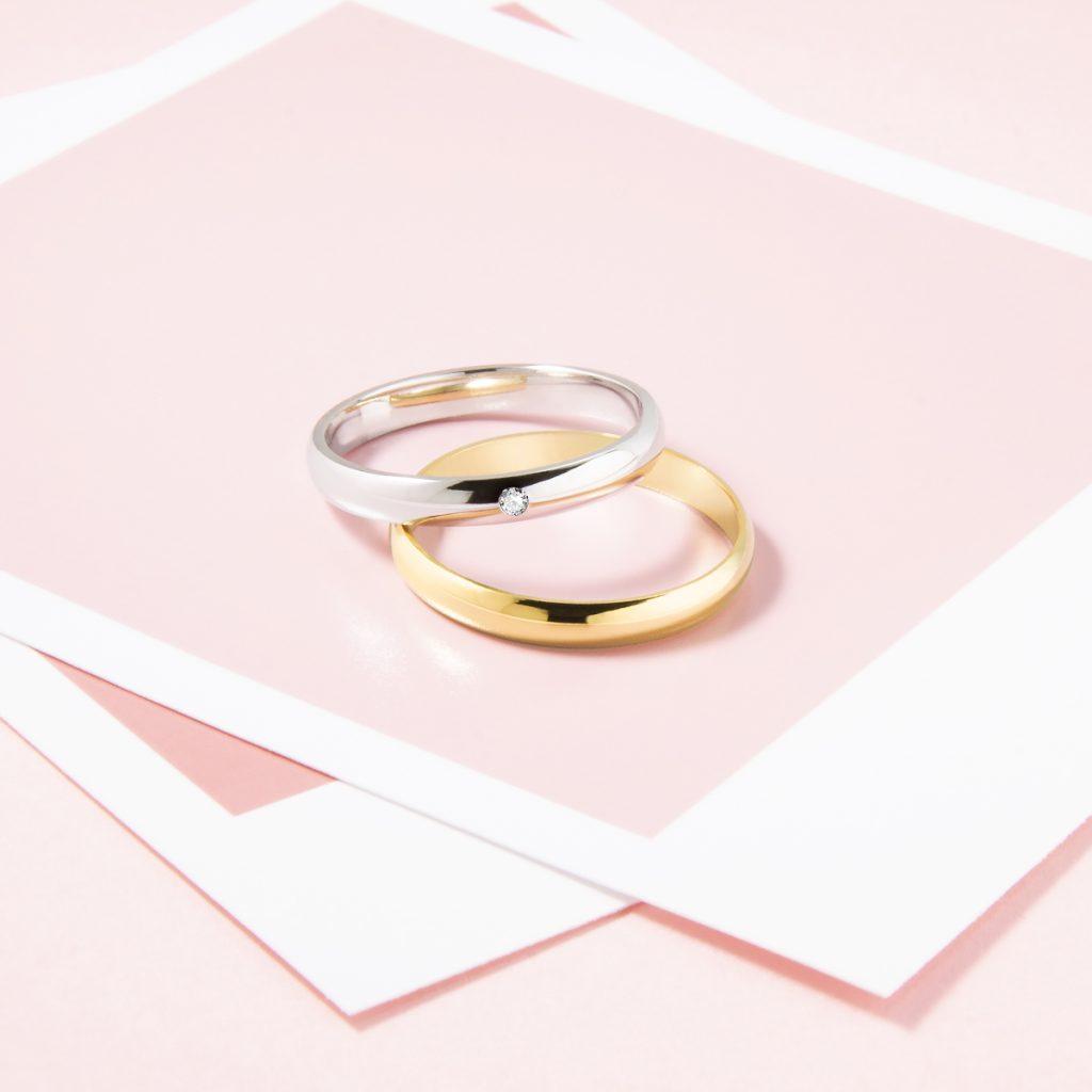 tipos de alianzas de boda