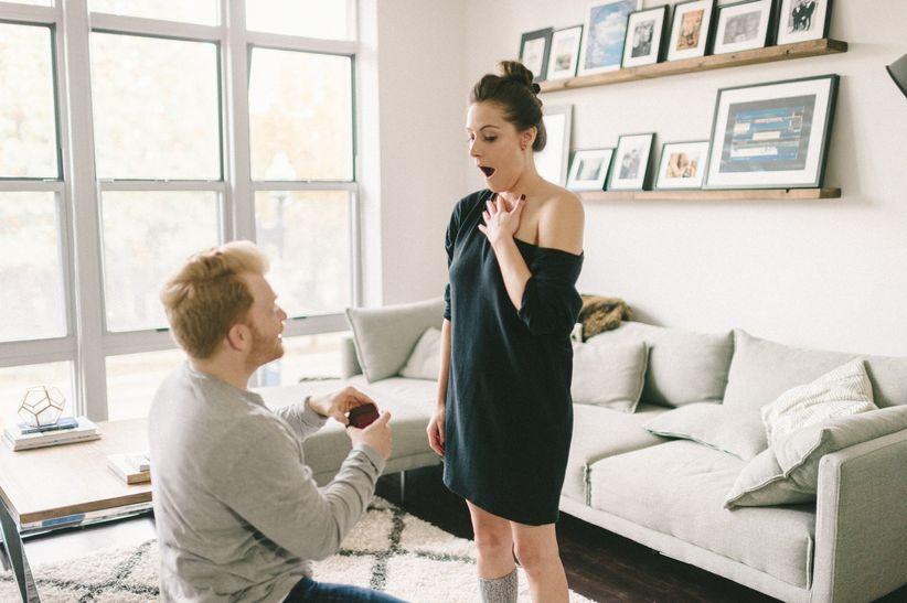 como pedir matrimonio en casa - Cómo Pedir Matrimonio en Casa