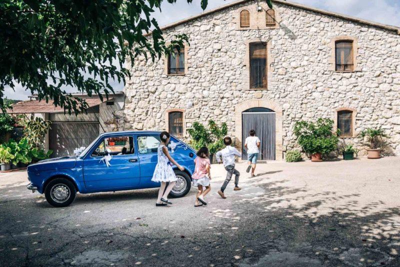 Fotografía natural y cercana para bodas en Barcelona