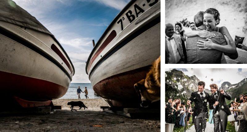 Mejores fotógrafos de boda en Barcelona Andreu Doz