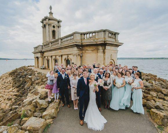 Wedding Normanton Church Rutland - Cómo Organizar una Boda Religiosa Paso a Paso