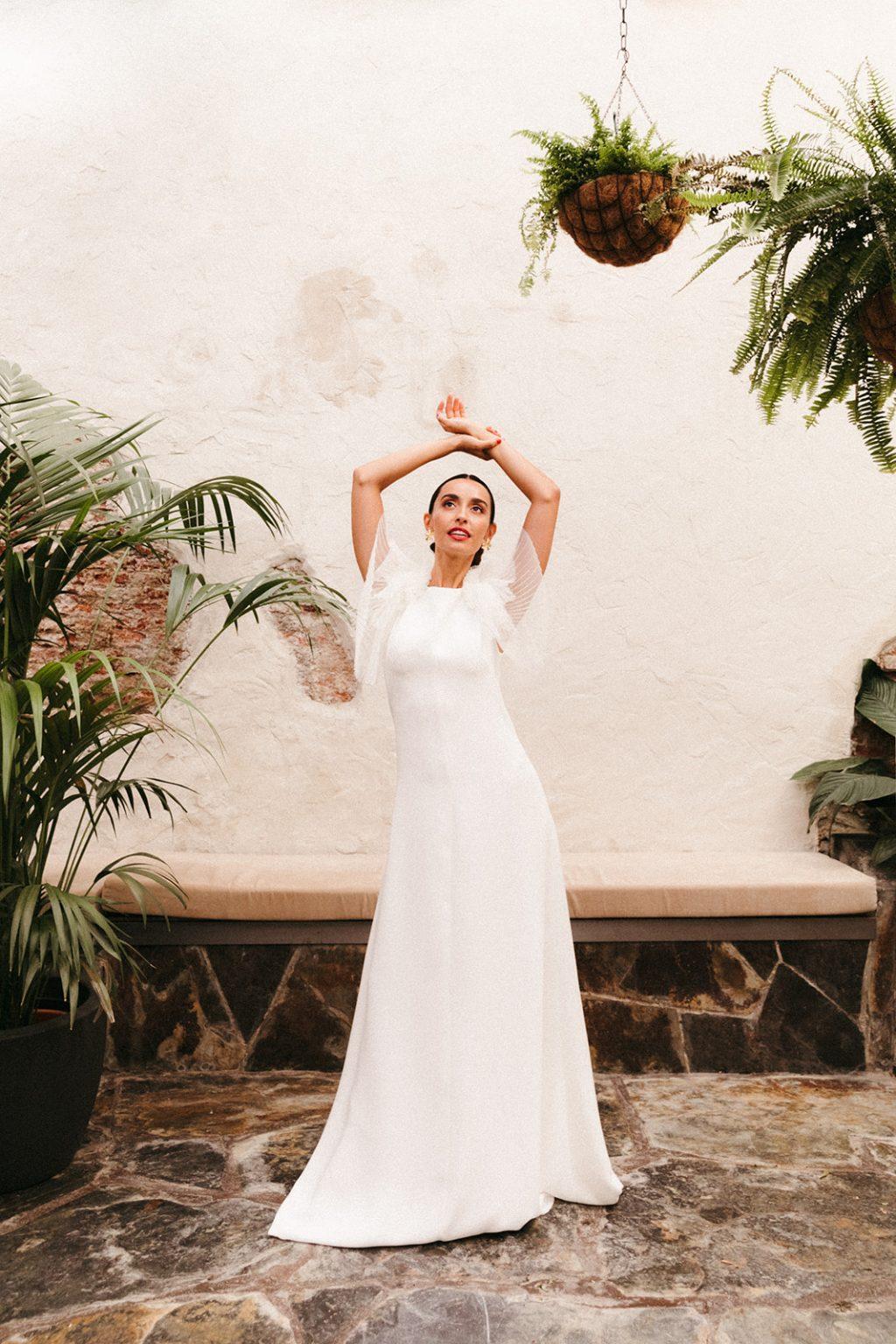 """Vestidos de novia 2020 minimal Cuba Libre de Lamarye 113 - """"Cuba Linda"""" Los Vestidos de Novia Minimal"""