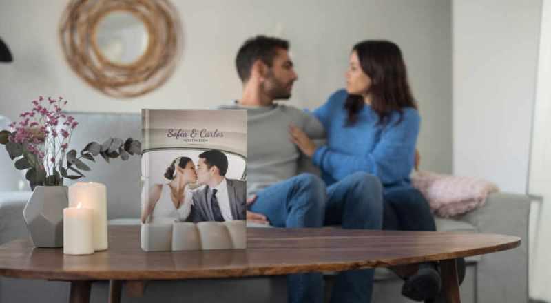 regalar libro de fotografias boda Hofmann - Regalos de Boda Diferentes - ¿Qué Regalar a los Novios?