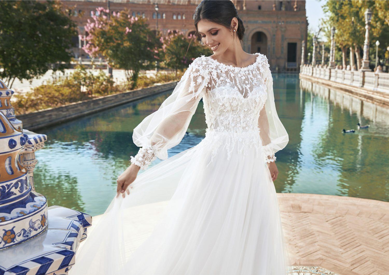 Pronovias vestidos de Novia 2021 Marchesa (83)