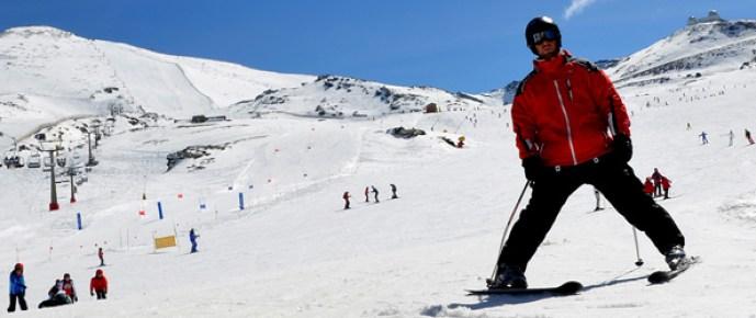 Sierra Nevada, sol, nieve y... ¿¡burbujas!? | Diario de un Mentiroso