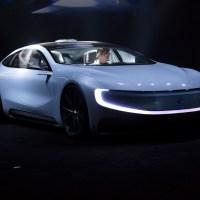 Tiembla Tesla, llega un nuevo carro eléctrico y autónomo, se llama LeSEE y es Chino