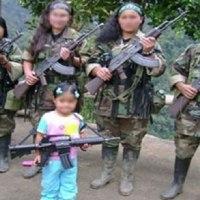 El Ministro de Defensa de Colombia confirma entrega de 170 menores de edad de las Farc