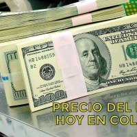 El Banco de la República venderá $ USD500 millones de dólares para controlar la tasa de cambio