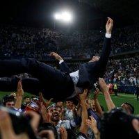Real Madrid Campeón de la Liga de España