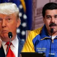 Trump amenaza a Venezuela si Maduro lleva a cabo la Constituyente