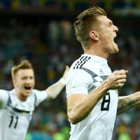 Kross con un golazo da a vida a la campeona Alemania