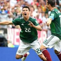 México derrota a la Campeona del mundo Alemania
