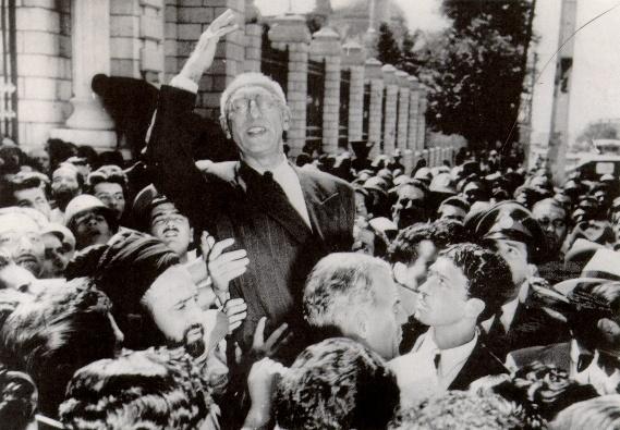 Mossadegh era um líder secular admirado pelos iranianos