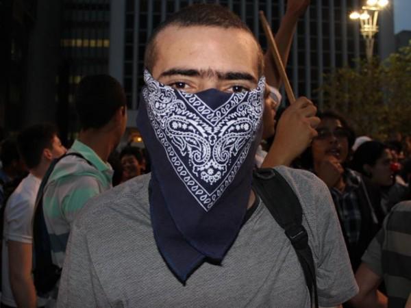 Enzo Santos, estudante de cinema