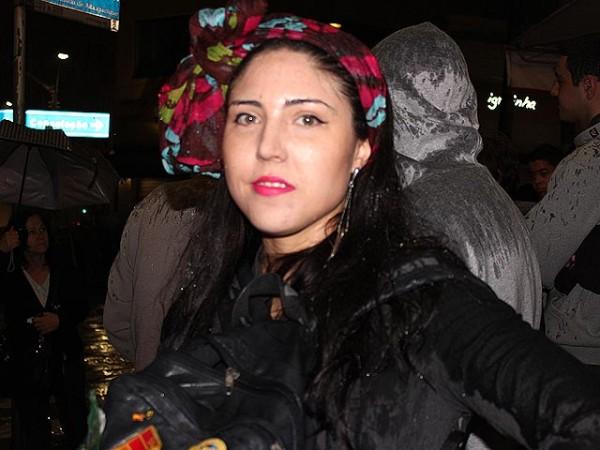 Isadora Lima, hostess