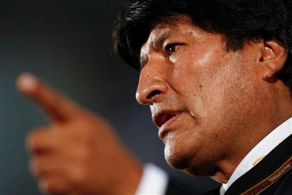 Resultado de imagem para Evo Morales
