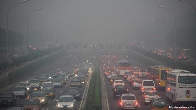 Resultado de imagem para Poluição do ar reduz a expectativa de vida global em mais de um ano, segundo estudo