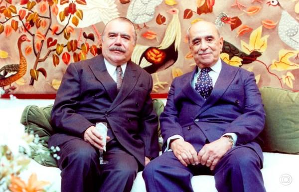 A ditadura sobreviveu em plena democracia com figuras como Sarney e Roberto Marinho