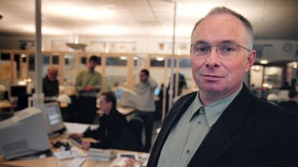 """""""A ética é sempre muito mais rigorosa do que as leis"""", diz o ombudsmanOla Sigvardsson"""