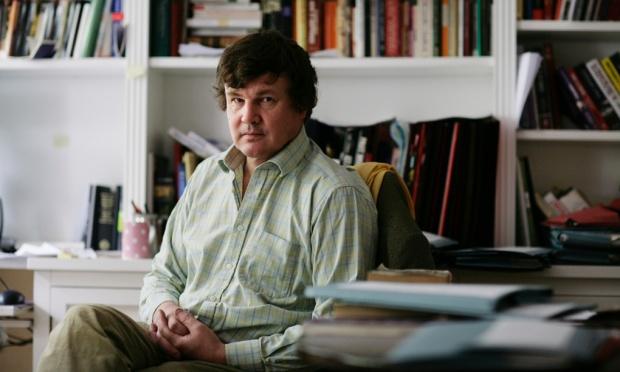 O jornalista Peter Oborne não é brasileiro