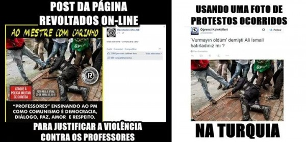 Criminosos online