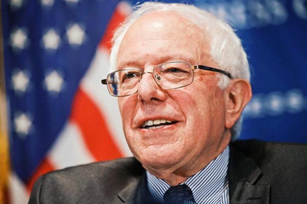 A real corrupção é a desigualadde: Sanders