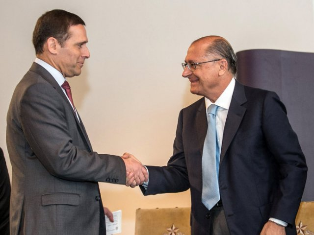 Alckmin e Capez: nesse caso, é preciso apurar os fatos antes de julgar