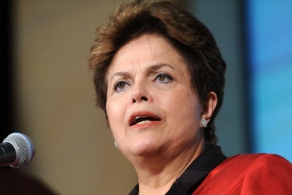 Desnorteada: Dilma