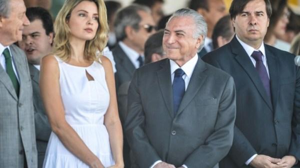 Marcela e o marido