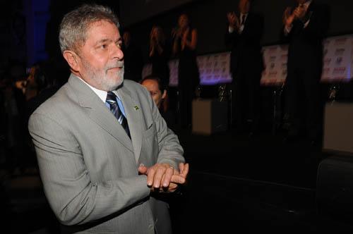 Lula foi premiado em 2009