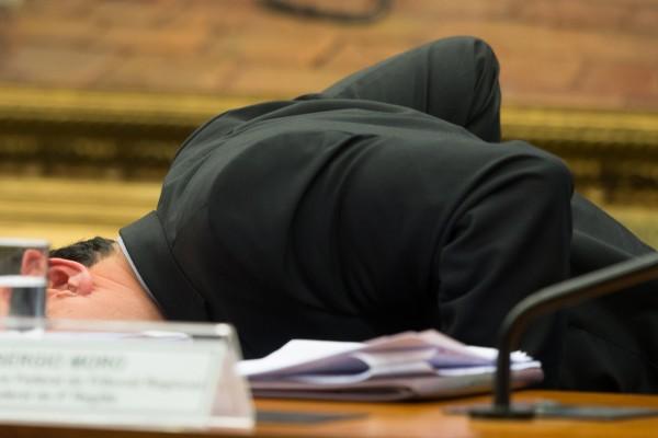 Resultado de imagem para fotos do juiz moro pelo fotografo lula marques